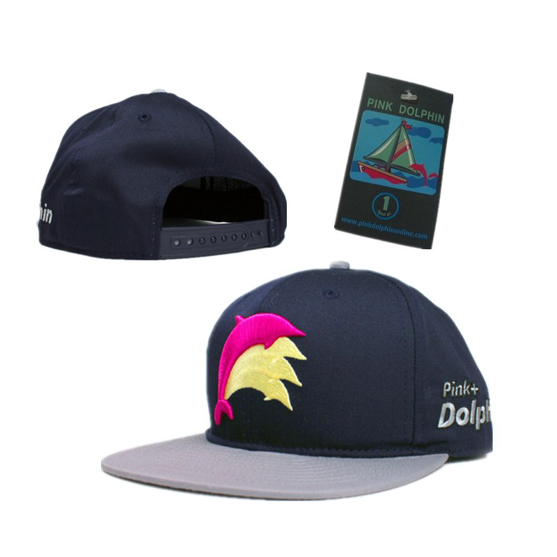 Pink Dolphin Hat GF 08
