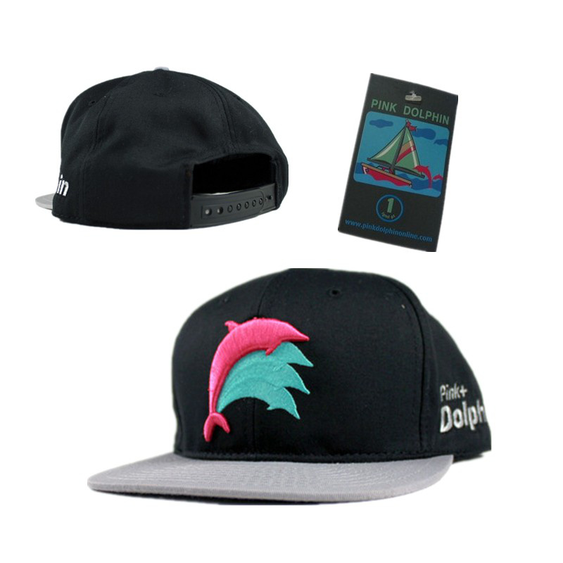Pink Dolphin Hat GF 09