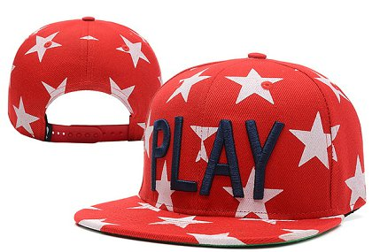 Play Cloths Past Time Snapback Hat XDF