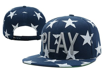 Play Cloths Past Time Snapback Hat XDF-2