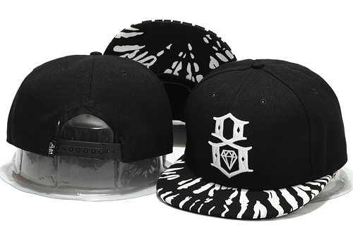 Rebel8 Snapback Hat YS 0701