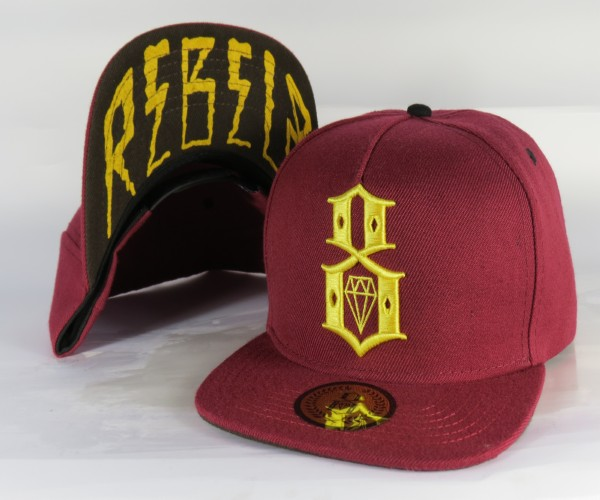 Rebel8 Snapback Hat LS08