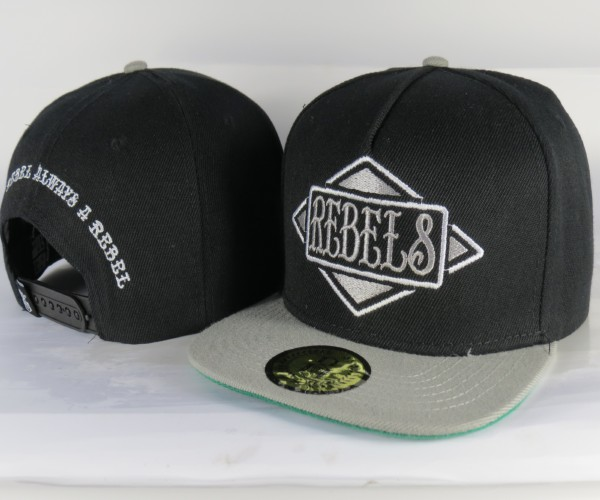 Rebel8 Snapback Hat LS09