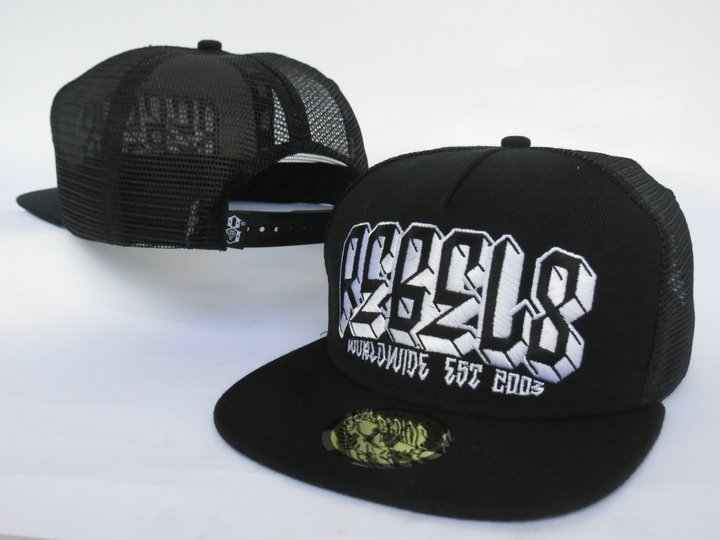 Rebel8 Snapback Hat LS18