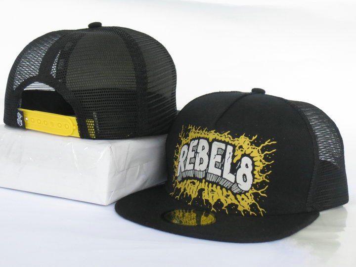 Rebel8 Snapback Hat LS19
