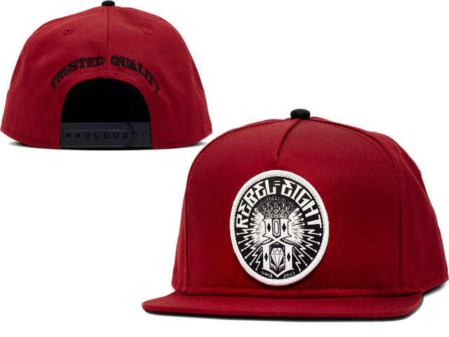Rebel8 Snapback Hat LS21