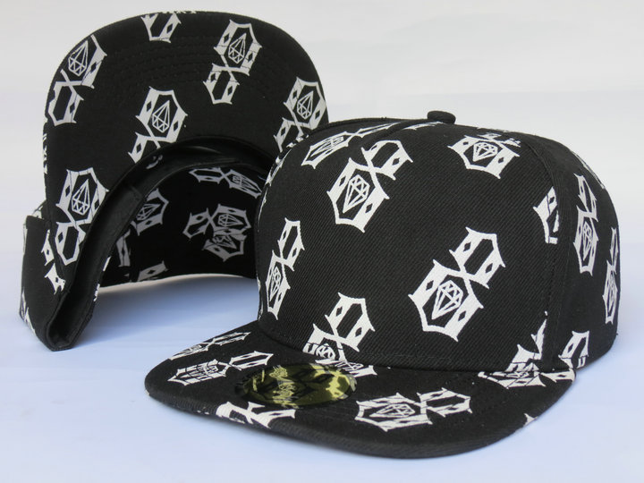 Rebel8 Snapback Hat LS23