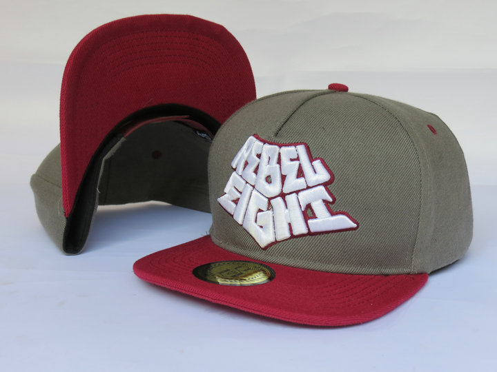 Rebel8 Snapback Hat LS24