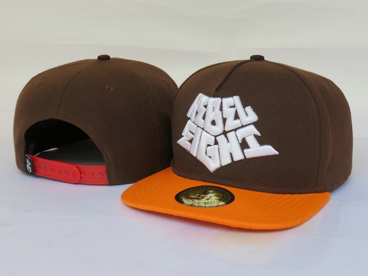 Rebel8 Snapback Hat LS27