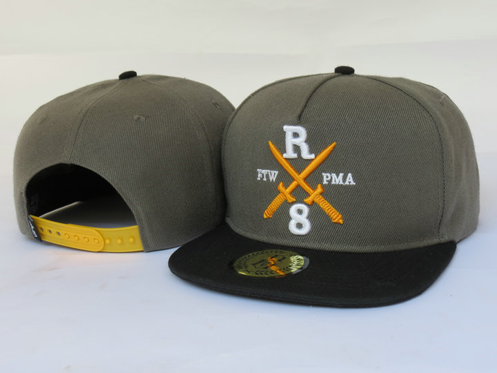 Rebel8 Snapback Hat LS32
