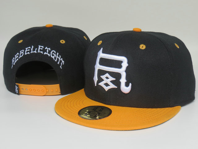 Rebel8 Snapback Hat LS35