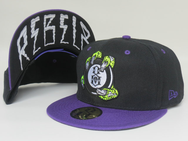 Rebel8 Snapback Hat LS36