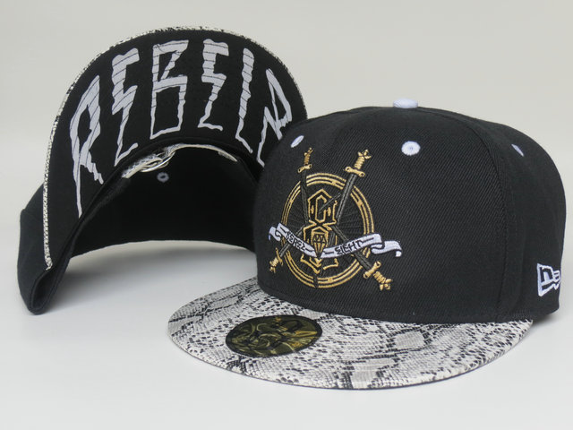 Rebel8 Snapback Hat LS37