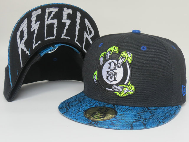 Rebel8 Snapback Hat LS40