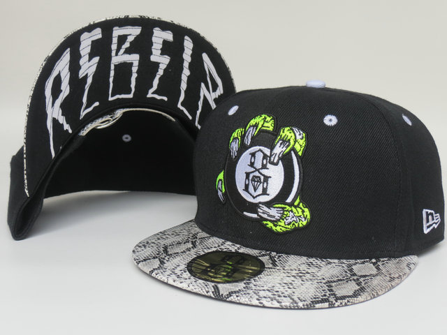 Rebel8 Snapback Hat LS41