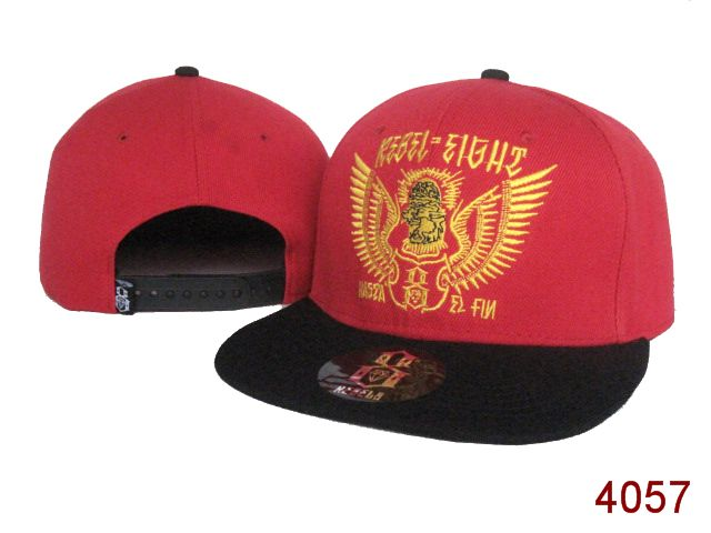 Rebel8 Snapback Hat SG02