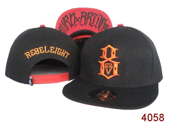 Rebel8 Snapback Hat SG03