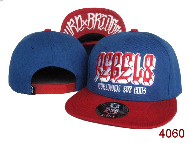 Rebel8 Snapback Hat SG05
