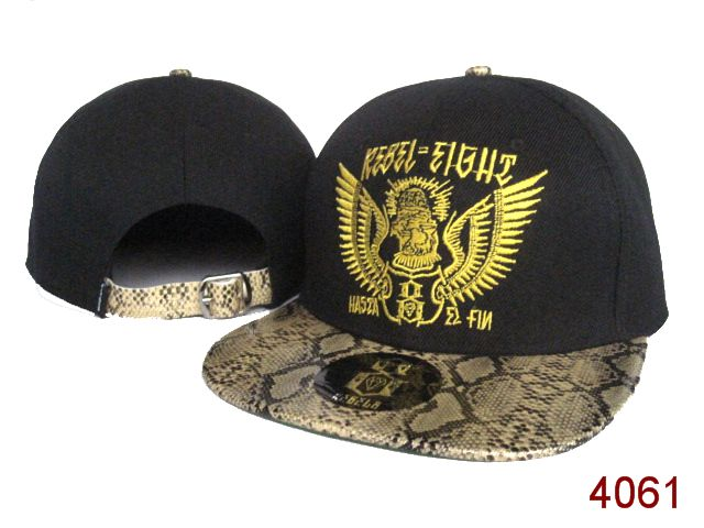 Rebel8 Snapback Hat SG06