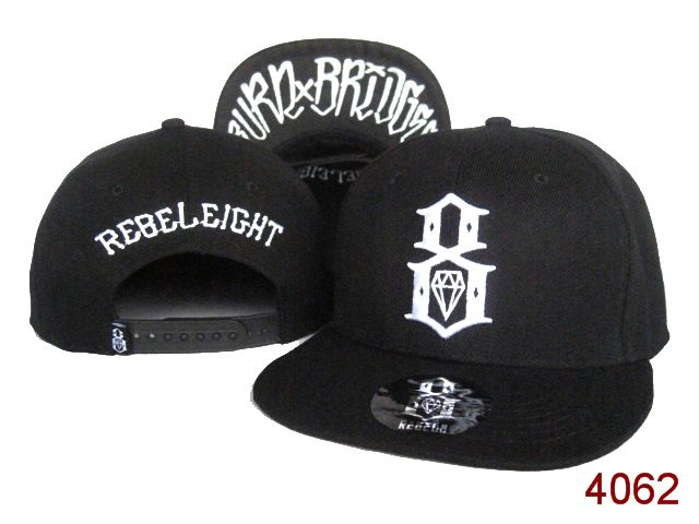 Rebel8 Snapback Hat SG07