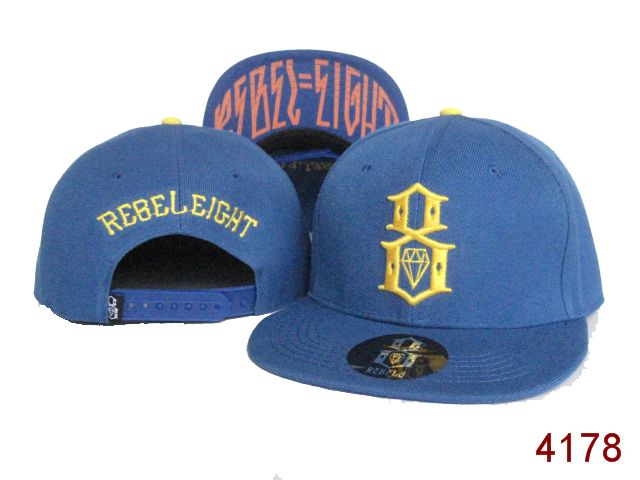 Rebel8 Snapback Hat SG11