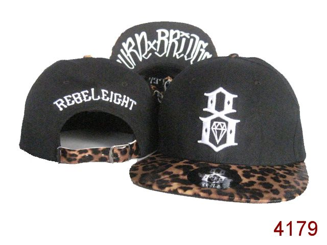 Rebel8 Snapback Hat SG12