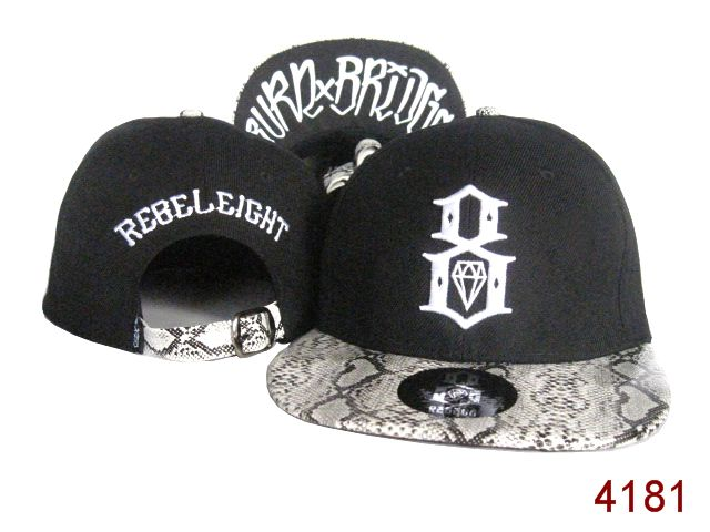 Rebel8 Snapback Hat SG14