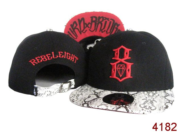 Rebel8 Snapback Hat SG15