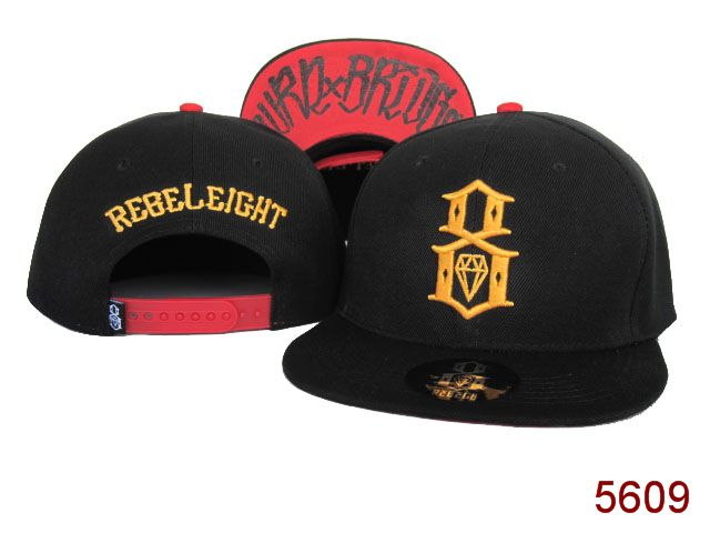 Rebel8 Snapback Hat SG19