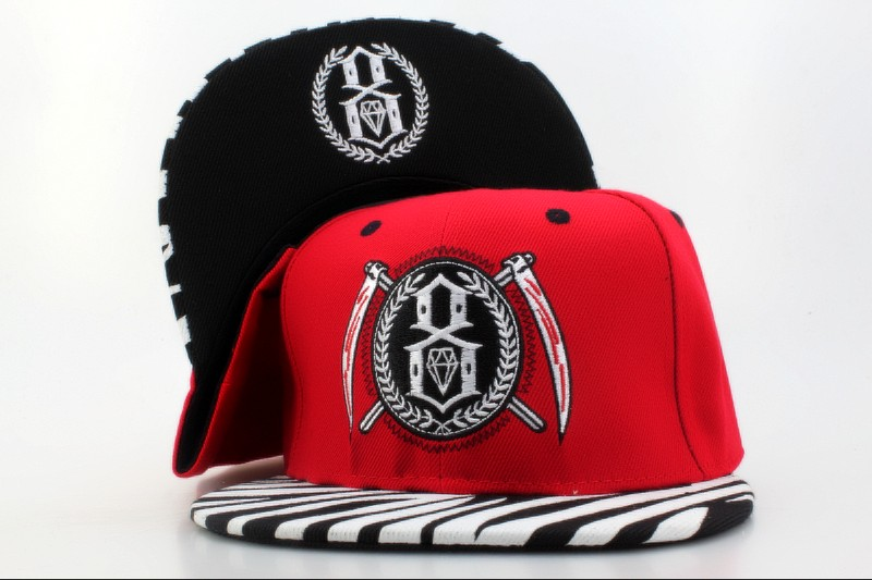 Rebel8 Snapbacks Hat QH 2