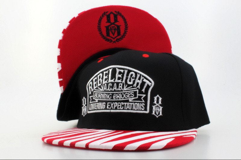 Rebel8 Snapbacks Hat QH 3