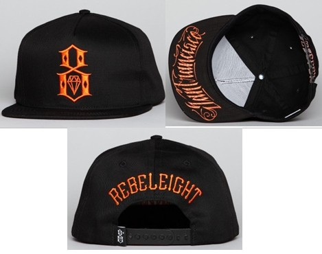 Rebel8 Snapbacks Hat SF 5