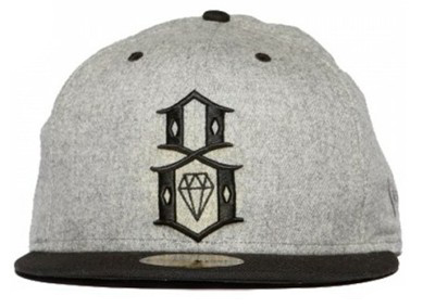 Rebel8 Snapbacks Hat SF 9