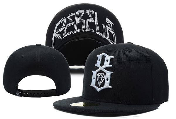 Rebel8 Snapbacks Hat XDF 03