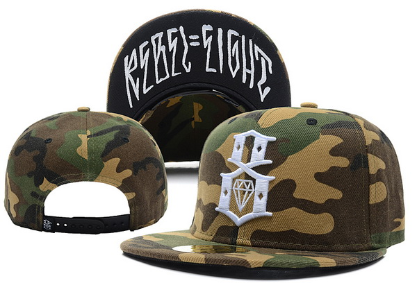 Rebel8 Snapbacks Hat XDF 09