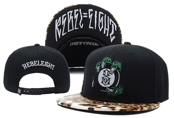 Rebel8 Snapbacks Hat XDF 10