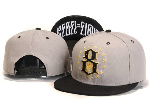 Rebel8 Snapbacks Hat YS7