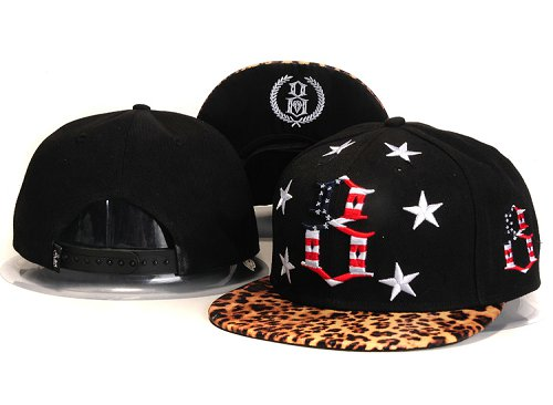 Rebel8 Snapbacks Hat YS9