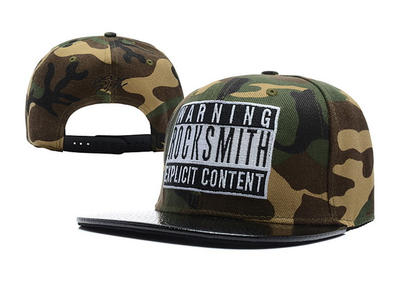 Rocksmith Snapbacks Hat XDF 5