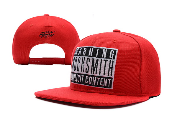 Rocksmith Snapbacks Hat XDF 6