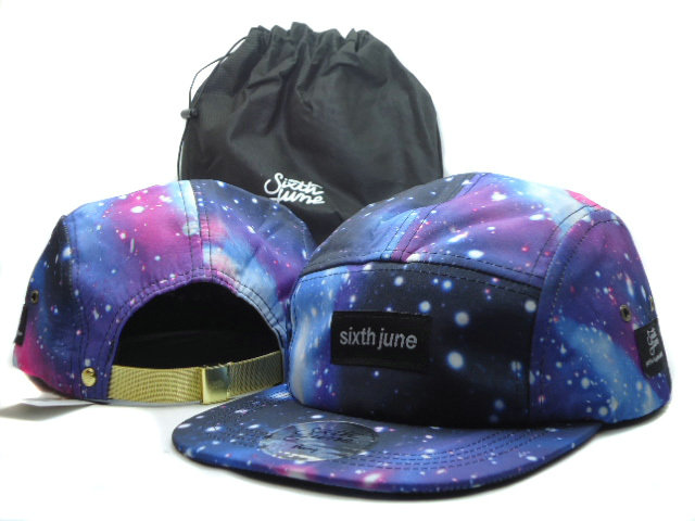 Sixth june Snapbacks Hat SF