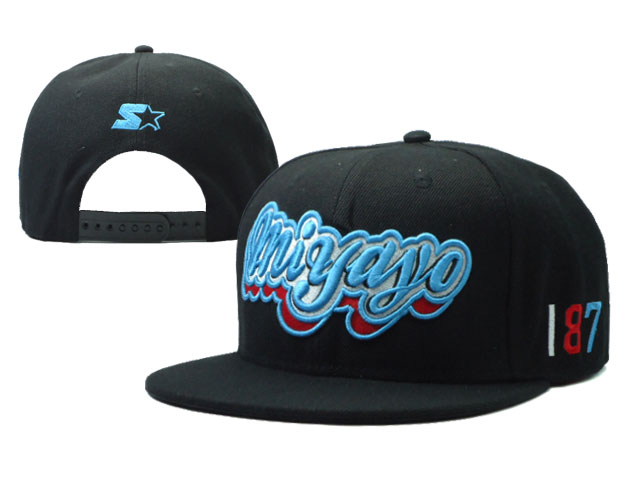 Sneaktip Snapbacks Hat SF 2