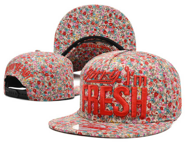 Sorry I am Fresh Snapbacks Hat SD 0721