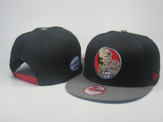 Star Wars Black Snapback Hat LS 1 0613