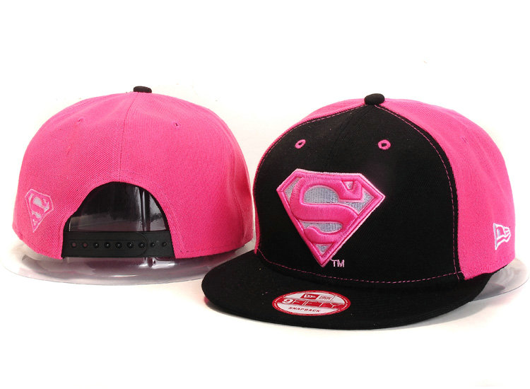 Super Man Snapback Hat YS