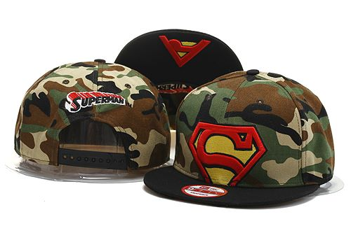 Super man Snapback Hat YS 140812 20