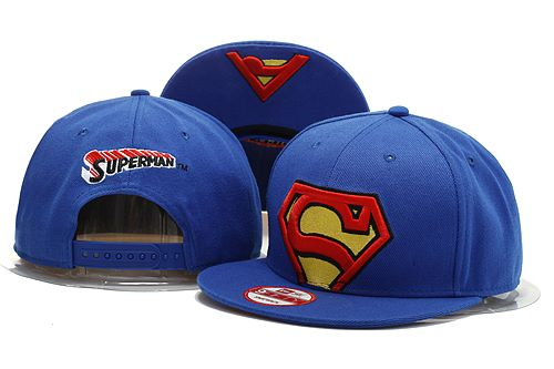 Super man Snapback Hat YS 140812 34