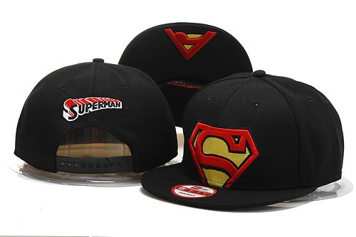 Super man Snapback Hat YS 140812 35