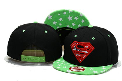 Super Man Snapback Hat YS Z 140802 16