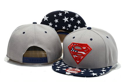 Super Man Snapback Hat YS Z 140802 17